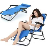 Portable Folding Sun Loungers Single Sofa Bed Office Noon Break Nap Leisure Bed Comfortable Beach Chaise Outdoor Camping Patio Lawn
