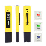 LIUMY Digital PH Meter 0.01 pH Water Quality Test for Household Drinking Water Pool Hydroponics