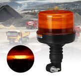 30 LED carro teto recuperação segurança barra de luz âmbar aviso strobe piscando farol