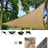 IPRee®3x3mТреугольныйкозырекотсолнца На открытом воздухе Кемпинг Палатка Зонт от солнца Водонепроницаемы Anti-UV Пляжный Навес для тента