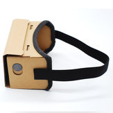 Cardboard VR Experience Okulary 3D Virtual Reality Okulary do telefonu 4,7 - 5,5 cala Smartphone