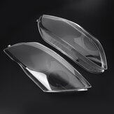 2Pcs Car Headlight Headlamp Lens Covers Front Left Right For BMW Z4 2003-2008