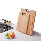 YIWUYISHI Bamboo Cutting Board Chopping Blocks Tool Bamboo Rectangle Chopping Board Kitchen Accessories From X