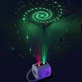 LED Projektorlampe Star Moon Nachtlicht Sky Zimmer Schlafzimmer Nachttischlampe Fernbedienung Bluetooth Laser Galaxy Starry Sky Projektor Neu