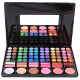 78 Färgögonskuggpalett Makeup Set