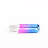 USB3.0 256G VK USB-накопитель с градиентной подсветкой Flash 32G 64G 128G Диск памяти Flash Пластиковый переносной U-диск