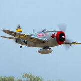 Dynam P47-D Thunderbolt 1220mm Wingspan EPO Warbird RC Airplane PNP