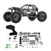 Orlandoo Hunter OH32X01 with Motor Servo TX RX 1/32 2.4G 4WD DIY Frame RC Kit Rock Crawler Car Vehicles