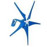 Generatore di turbine eoliche 500W / 1000W DC 12V 5 Blades Kit generatore di turbine eoliche con regolatore di carica