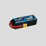 OMPHOBBY EOLO Series SH35C 2200mAh 6S 22.2V LiPo Battery With XT60 Connector For RC Airplane