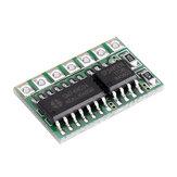 R411B01 3,3 В Авто RS485 в TTL RS232 Модуль преобразователя приемопередатчика SP3485 для ESP8266 Raspberry pi Макетная Banana pi