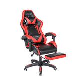 BlitzWolf® BW-GC1 Gaming stol Ergonomisk design 150 ° tilbagelænet aftagelige puder Fodstøtte Integreret armlæn Hjemmekontor
