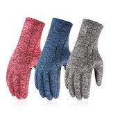 Unisex Sporty zimowe Narciarstwo Wodoodporne ciepłe rękawiczki