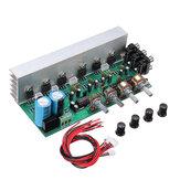 LM1875 carte d'amplificateur Audio 5.1 canaux 6 * 18W 6 canaux amplificateurs de puissance de caisson de basses Surround Center pour cinéma maison