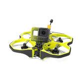 iFlight Protek35 Analog 3.5 Inch 4S Cinewhoop Yellow FPV Racing Drone PNP/BNF RaceCam R1 Mini Cam Succex Micro Force 5.8G 300mW VTX 2203.5 3600KV Motor Beast AIO F7 45A FC ESC
