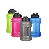 2.2L Big Mouth BPA Free Spor Gym Eğitim İçecek Su Şişesi Kap Kapasitesi Büyük Kapasiteli Seyahat Kupası