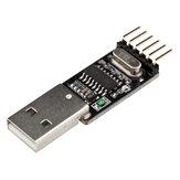 Serieller3-teiligerUSB-AdapterCH340G5V/ 3,3 V USB an TTL-UART RobotDyn für Arduino - Produkte, die mit offiziellen Arduino-Karten funktionieren