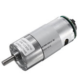 37GB-545 DC 24V 140RPM Gear Reducer Motor with Encoder Geared Reduction Motor