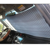 Front Windshield Car Window Sun Block Shade Thermal  Fit For SUV 46 65 70 80cm