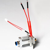 Geeetech® 1-in-1 Out Hotend Kit 1.75mm 0.4mm Avoid Clogging fits A10/A20/A30/A30 Pro 3D Printer