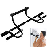 Indoor Fitness Horizontal Bar Doorway Chin-Up Bar Multifunction Wall Pull-Up Bar Home Workout Gymnastics Fitness Equipment