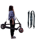 BIKIGHT Scooter Carrying Strap Oxford Cloth Adjustable Shoulder Strap Cross-body Bandage For Xiaomi Mjia M365 Electric Scooter