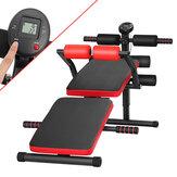 Einstellbare Klapp-Sitzbank Bauchmuskel-Trainingsgerät Hantelhocker Bodybuilding-Trainer Fitnessgeräte
