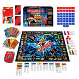 Large Luxury Childrens Estate Credit Card Machine Tycoon Classic Board Game Toy