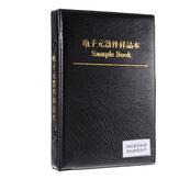 4600 шт. 0805 SMD SMT Chip Capacitor Sample Book Assorted Набор 92 значения каждая 50 шт. (0.5pF до 10uF)
