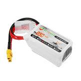XF Potenza 11.1V 850mAh 3S 70C Lipo Batteria con Spina XT30