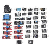 Geekcreit 37 In 1 Sensor Module Board Set Starter Kits SENSOR KIT For Arduino Carton Box Package