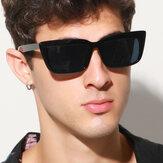 نظارة شمسية ريترو للجنسين بإطار مربع UV