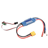 Volantex Easy-Plug 30A 2-3S Brushless ESC With XT60 Plug For 742-5 RC Airplane