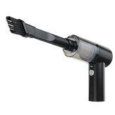 Aspirador de pó sem fio 120W HandHeld Mini aspirador de pó portátil para escritório automotivo doméstico 8000Pa