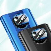 Bakeey 1 / 2Pcs HD Trasparente ultra sottile antigraffio Soft Telefono in vetro temperato lente Protezione per POCO X3 NFC Non originale