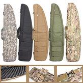 120X30X5CM Tactical Bag Heavy Duty Hiking Climbing Hunting Shooting Carry Case Bag Shoulder Bag