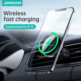 Joyroom JR-ZS240 15W Magsafe Qi Wireless Car Charger Phone Holder for iPhone 12 Series