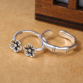 Ethnic Vintage Finger Ring Couple Jewelry