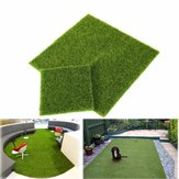 Square Micro Moss Landscape Ornament Plant Decorations Home Office Garden DIY Accessory