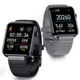 Bakeey F16 1.54inch Full-touch Screen Heart Rate Blood Pressure Oxygen Monitor Weather Display Smart Watch