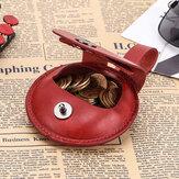 Porte-monnaie en cuir véritable pour hommes