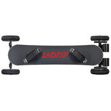 LAOTIE H2C 36V 10Ah  2x1650W Double Motor Electric Skateboard 40km/h Top Speed 25km Mileage Range Max Load 200kg