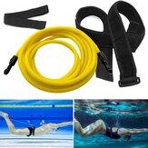 Berenang Perlawanan Sabuk Berenang Air Harness Pelatihan Berenang Sabuk Berenang Kit