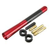 ユニバーサル12cm炭素繊維アルミニウムショートアンテナ研磨スクリューアダプター