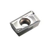 Inserção do suporte de ferramenta do giro da inserção do carboneto de 10pcs APKT1604PDFR-MA3 H01 usada para o cobre de alumínio