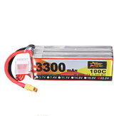ZOP Power 22.2V 3300mAh 100C 6S Lipo Batería XT60 Enchufe para RC Racing Drone