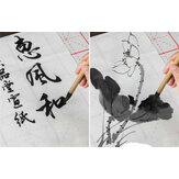 100 pcs 34 cm x 68 cm Caligrafia Chinesa Pintura Papel de Arroz Pintura Papel Material de Arte