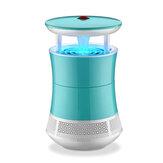 3W LED Lampu Nyamuk Pembunuh Nyamuk Fly Serangga Bug Zapper Listrik Untuk Rumah