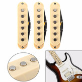 3Pcs Vintage Clean Guitar Pickups For Fender Stratocaster Strat Squier