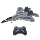 FX-822 F22 EPP Ready to Fly 280mm Wingspan 2.4GHz 2CH RC Aircraft RTF